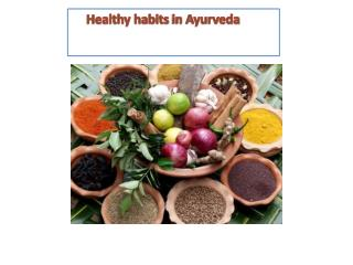 Ayurveda kerala India