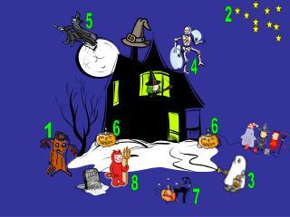 Halloween –  das Abend vor Allerheiligen