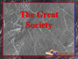 The Great Society
