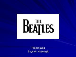 Prezentacja Szymon Krawczyk