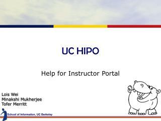 UC HIPO