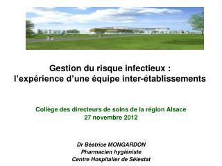 Gestion du risque infectieux :  l'expérience d'une équipe inter-établissements