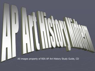 AP Art History Midterm