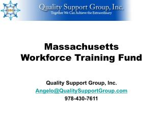 Massachusetts Workforce Training Fund