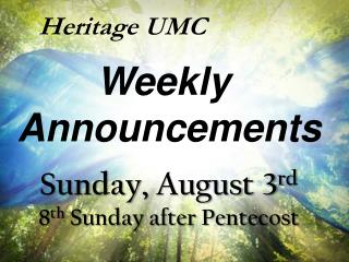 Heritage UMC