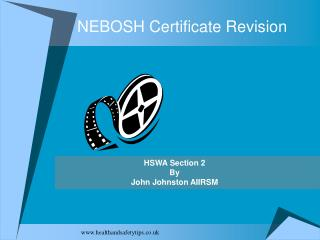 NEBOSH Certificate Revision