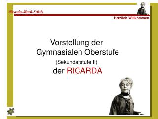 Ricarda-Huch-Schule