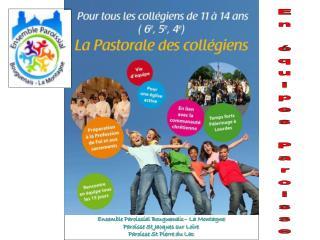 Ensemble Paroissial Bouguenais � La Montagne Paroisse St Jacques sur Loire