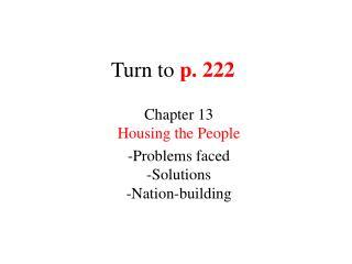 Turn to  p. 222