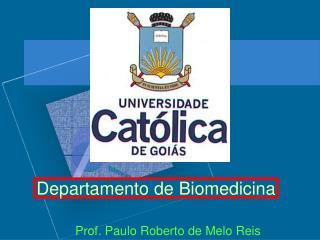 Prof. Paulo Roberto de Melo Reis