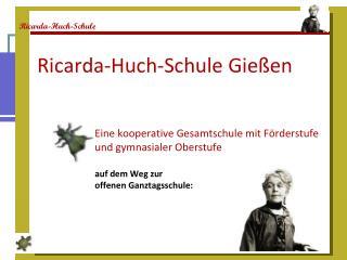 Ricarda-Huch-Schule Gie�en