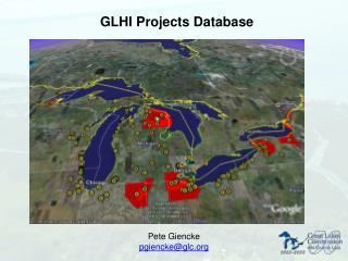 GLHI Projects Database