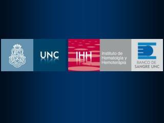 Creación Instituto de Hematología y Hemoterapia UNC