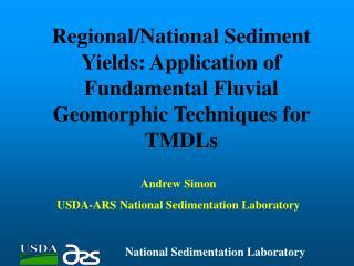 National Sedimentation Laboratory