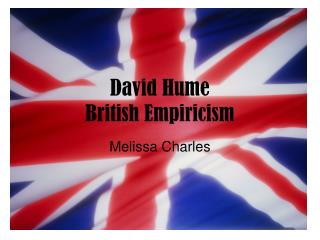 David Hume British Empiricism
