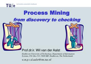 Process Mining from discovery to checking