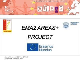 EMA2  AREAS+ PROJECT