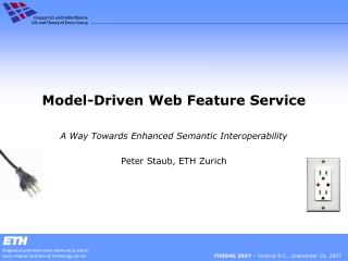 Model-Driven Web Feature Service