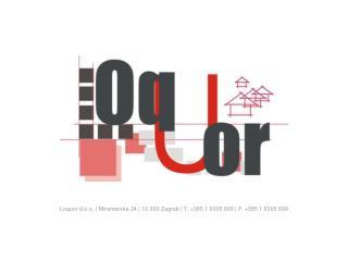 Loquor d.o.o. | Miramarska 24 | 10 000 Zagreb | T. +385 1 6005 699 | F. +385 1 6005 698