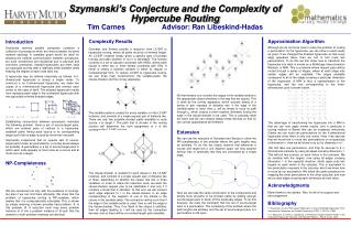 Szymanski's Conjecture and the Complexity of Hypercube Routing