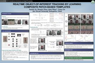 REALTIME OBJECT-OF-INTEREST TRACKING BY LEARNING COMPOSITE PATCH-BASED TEMPLATES