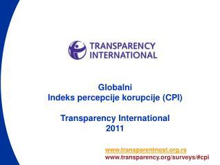 transparentnost.rs transparency/surveys/#cpi