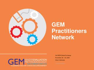 GEM Practitioners Network
