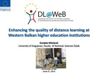 University of Ni� June  2 1,  2013