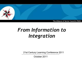 From Information to Integration