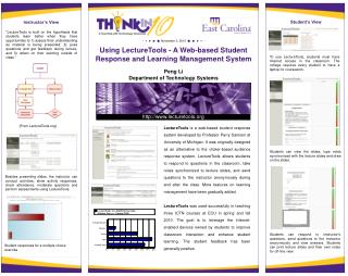 Using LectureTools - A Web-based Student Response and Learning Management System