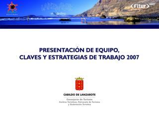 Proyecto promocional turístico y estratégico para Lanzarote