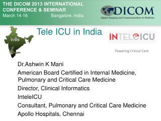 Tele ICU in India