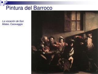 Pintura del Barroco