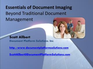 Essentials of Document Imaging Beyond Traditional Document Management