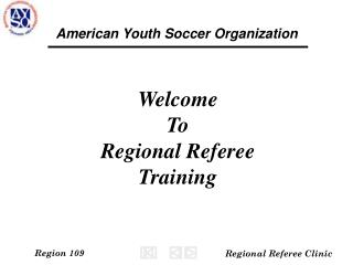 American Youth Soccer Organization
