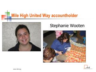 Mile High United Way accountholder