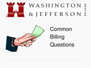 Common Billing Questions