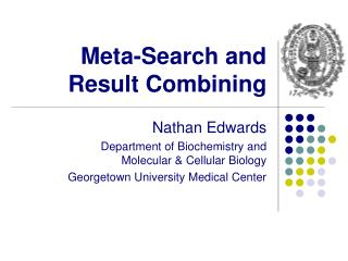 Meta-Search and Result Combining