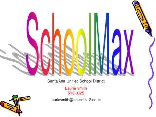 SchoolMax