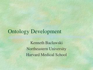 Ontology Engineering  Ontology Acquisition