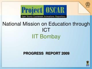 National Mission on Education through ICT IIT Bombay