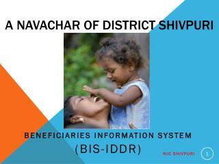 A NAVACHAR OF DISTRICT SHIVPURI