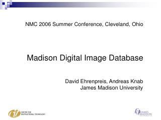 Madison Digital Image Database