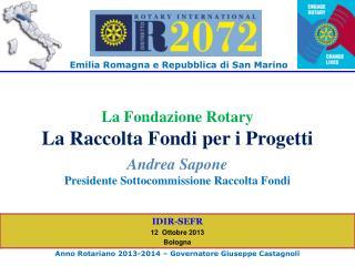Emilia Romagna e Repubblica di San Marino
