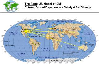The Past : US Model of DM Future:  Global Experience - Catalyst for Change