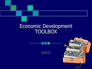 Economic Development TOOLBOX
