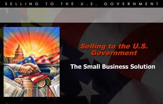 Selling to the U.S. Government