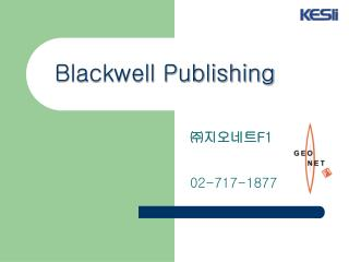 Blackwell Publishing