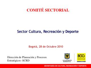 COMIT� SECTORIAL
