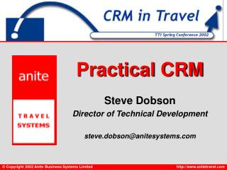 Practical CRM